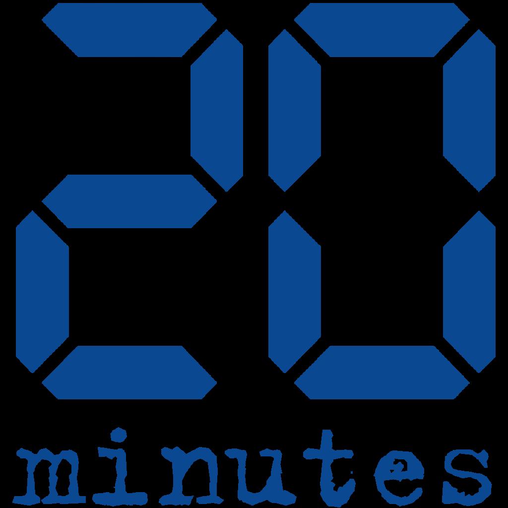 20 MINUTES – AURA