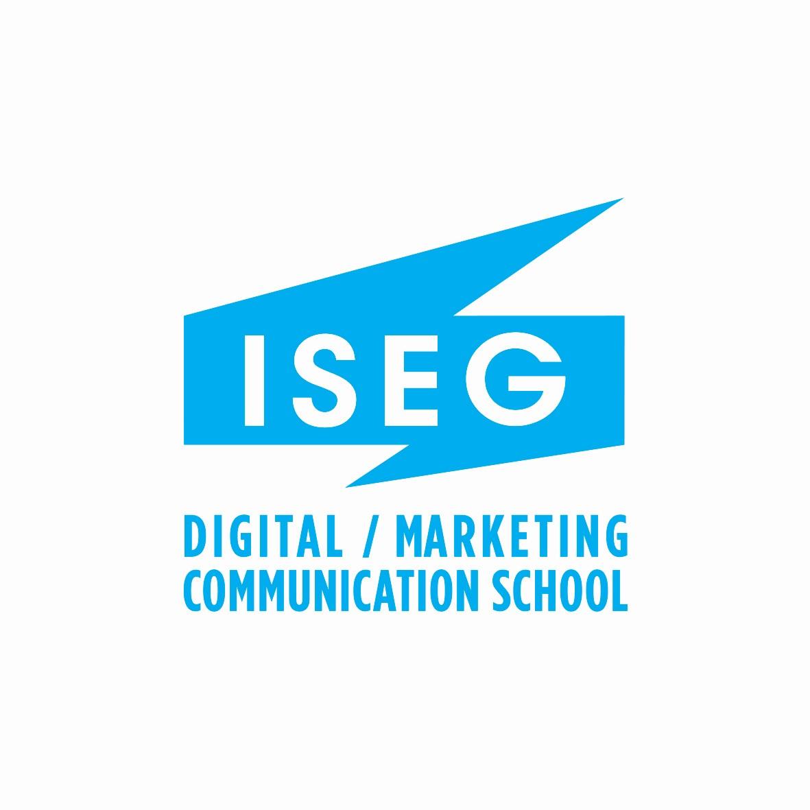 ISEG  Marketing   Communication   Digital  School