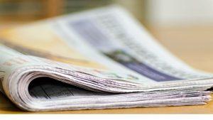 Dans la région, la presse a bénéficié de près de 3,2 millions d'euros d'aides en 2019.