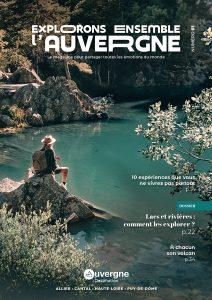 """Le magazine de la marque """"Auvergne Destination"""""""