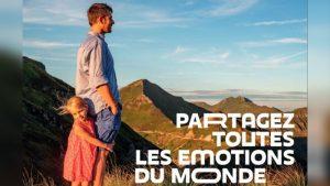 Des spots publicitaires de la marque « Auvergne Destination » seront diffusé sur France Inter