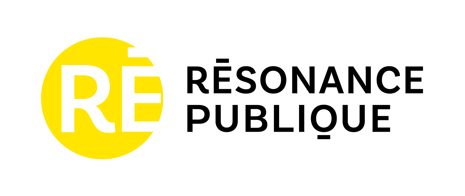 RÉSONANCE PUBLIQUE