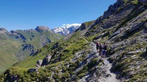 Les touristes français ont sauvé la saison estivale en Pays de Savoie.